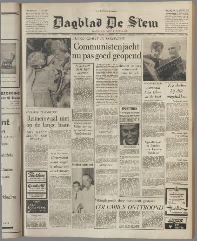 de Stem 1965-10-11