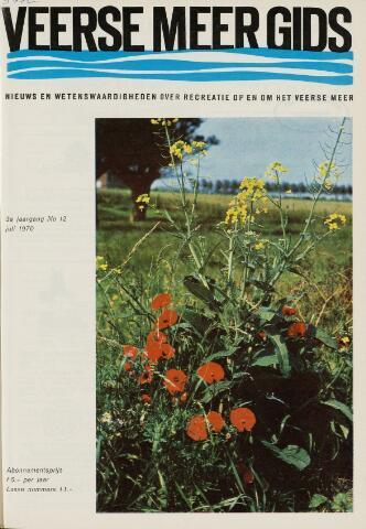 Zeeland Magazine / Veerse Meer Gids 1970-06-01