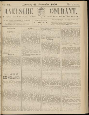 Axelsche Courant 1906-09-22