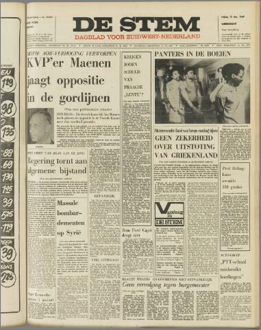 de Stem 1969-12-12
