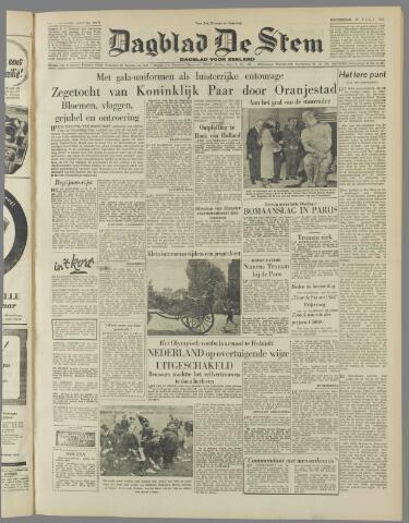 de Stem 1952-07-17