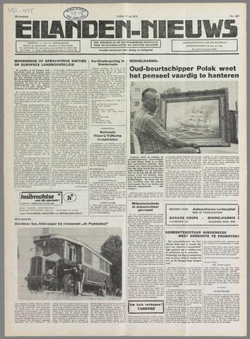 Eilanden-nieuws. Christelijk streekblad op gereformeerde grondslag 1979-07-13