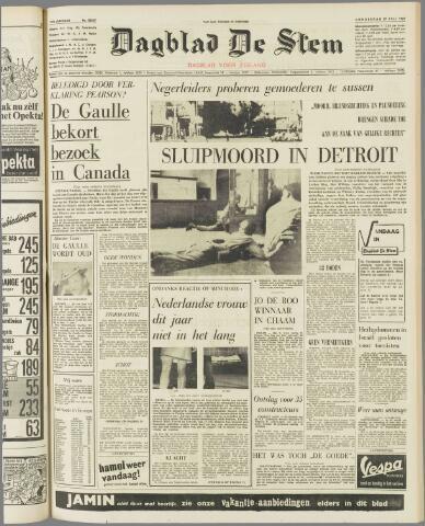 de Stem 1967-07-27