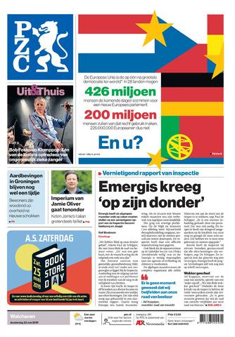 Provinciale Zeeuwse Courant 2019-05-23