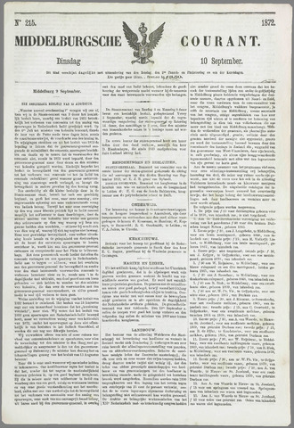 Middelburgsche Courant 1872-09-10