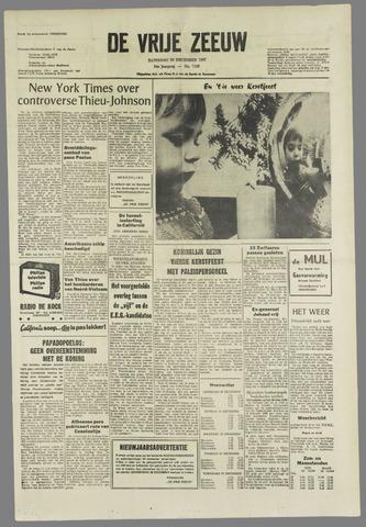 de Vrije Zeeuw 1967-12-23