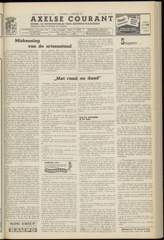 Axelsche Courant 1954-02-06