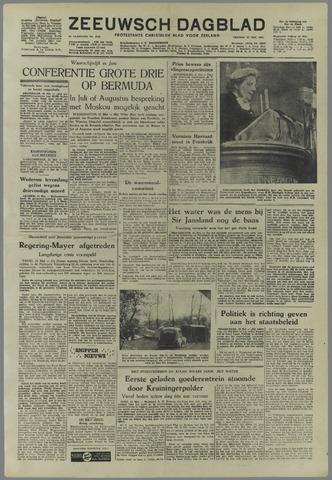 Zeeuwsch Dagblad 1953-05-22
