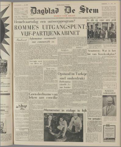 de Stem 1963-05-22