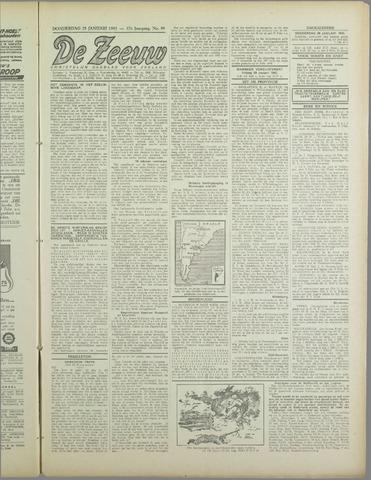 De Zeeuw. Christelijk-historisch nieuwsblad voor Zeeland 1943-01-28