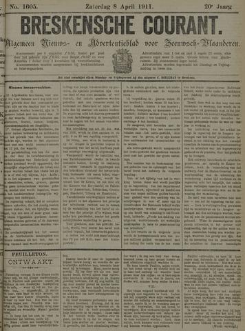 Breskensche Courant 1911-04-08