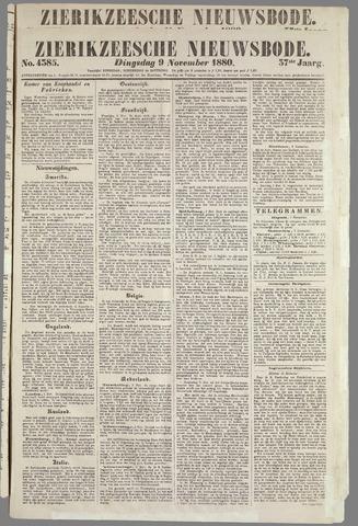 Zierikzeesche Nieuwsbode 1880-11-09