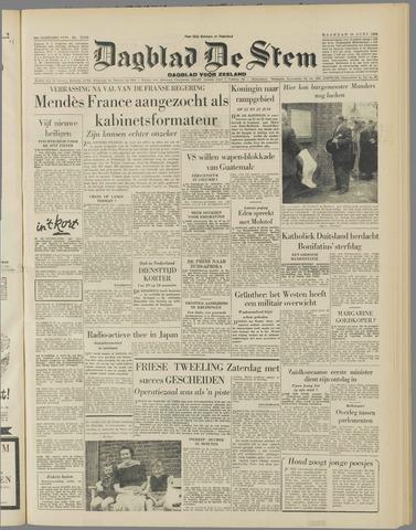 de Stem 1954-06-14