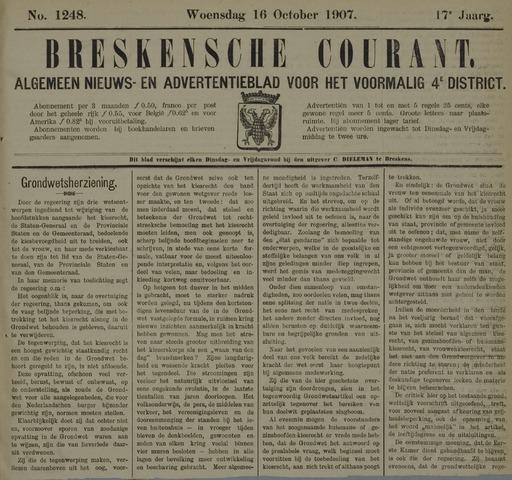 Breskensche Courant 1907-10-16