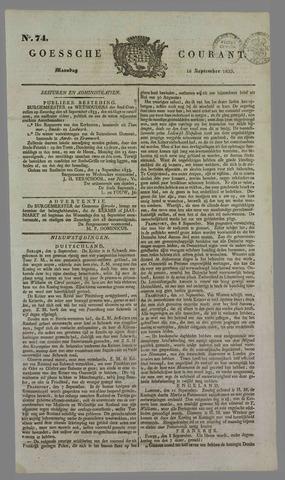 Goessche Courant 1833-09-16