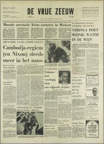 de Vrije Zeeuw 1970-04-28