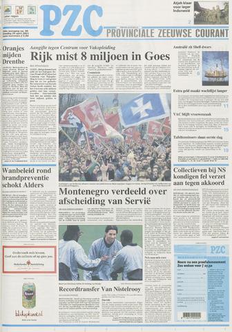 Provinciale Zeeuwse Courant 2001-04-24