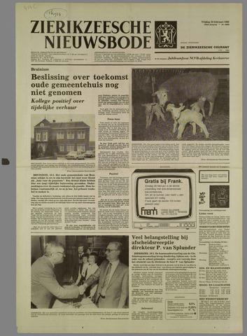 Zierikzeesche Nieuwsbode 1982-02-19