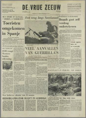 de Vrije Zeeuw 1970-08-10