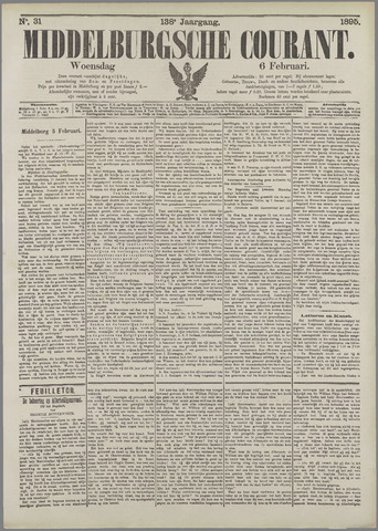 Middelburgsche Courant 1895-02-06