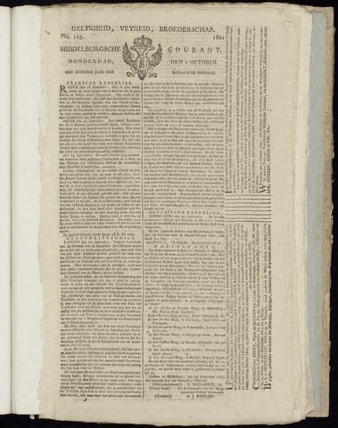 Middelburgsche Courant 1801-10-01