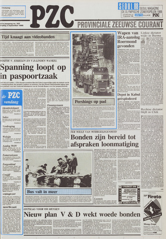 Provinciale Zeeuwse Courant 1988-09-02