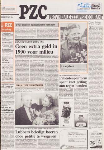 Provinciale Zeeuwse Courant 1989-04-29