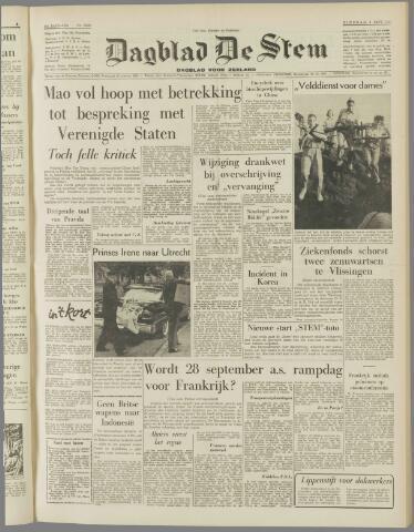 de Stem 1958-09-09