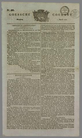 Goessche Courant 1833-04-01