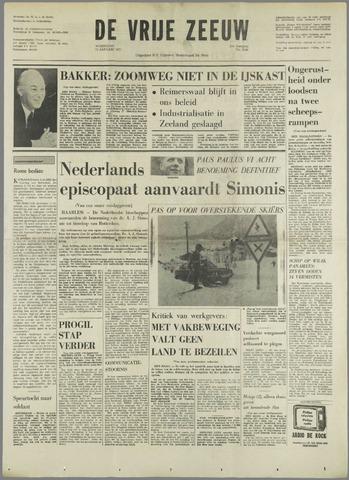 de Vrije Zeeuw 1971-01-13