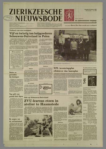 Zierikzeesche Nieuwsbode 1982-01-26