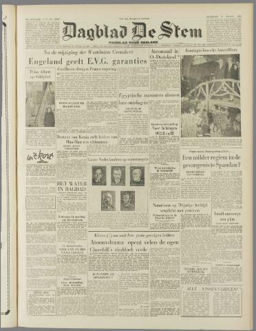de Stem 1954-03-27