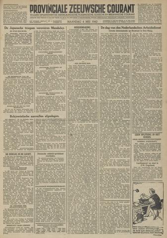 Provinciale Zeeuwse Courant 1942-05-04