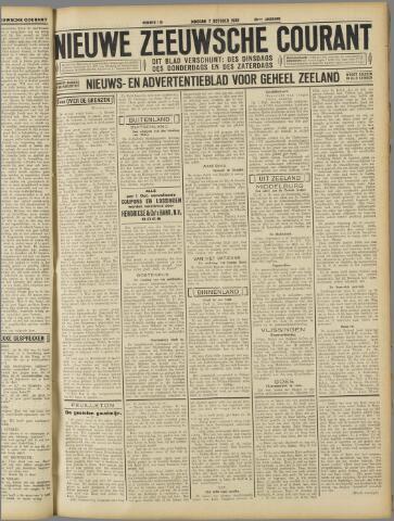 Nieuwe Zeeuwsche Courant 1930-10-07