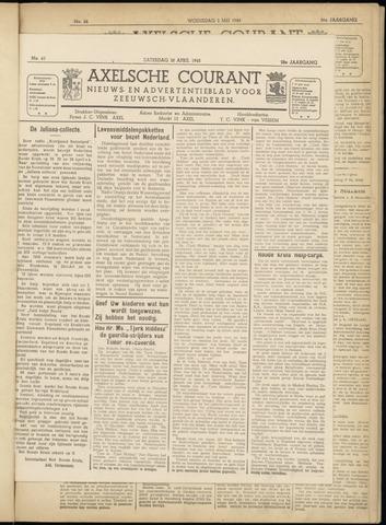 Axelsche Courant 1945-04-28