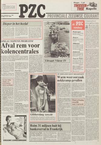 Provinciale Zeeuwse Courant 1986-07-04