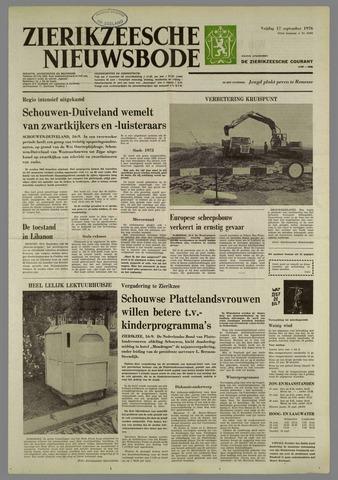 Zierikzeesche Nieuwsbode 1976-09-17
