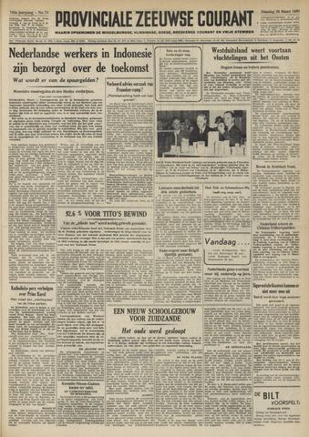 Provinciale Zeeuwse Courant 1950-03-28