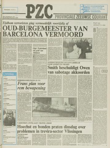 Provinciale Zeeuwse Courant 1978-01-26