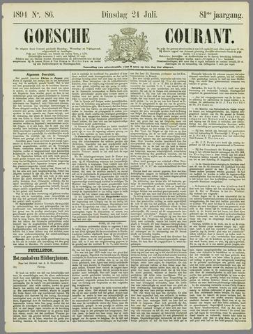 Goessche Courant 1894-07-24