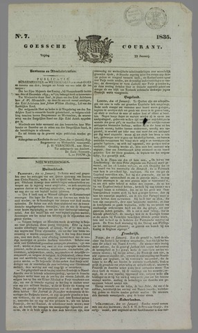 Goessche Courant 1835-01-23