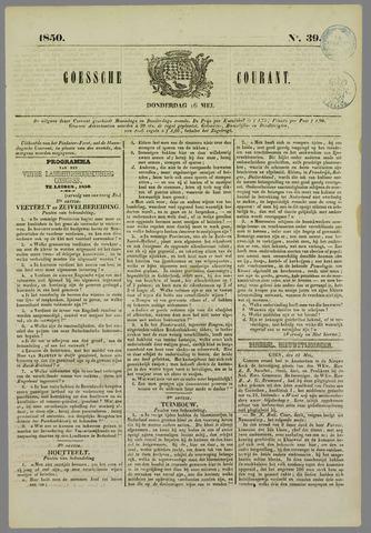 Goessche Courant 1850-05-16
