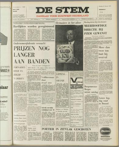 de Stem 1971-02-23