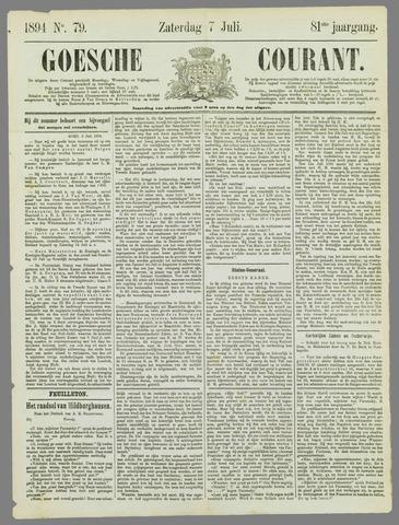 Goessche Courant 1894-07-07