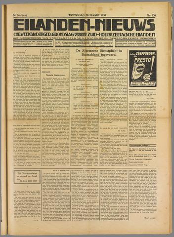 Eilanden-nieuws. Christelijk streekblad op gereformeerde grondslag 1935-03-20