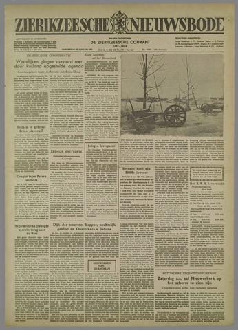Zierikzeesche Nieuwsbode 1954-01-28