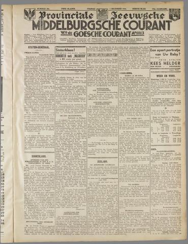 Middelburgsche Courant 1933-12-01