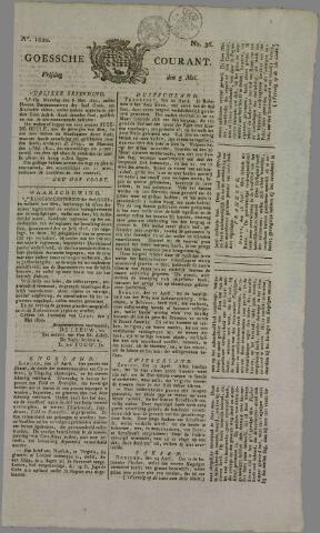 Goessche Courant 1820-05-05