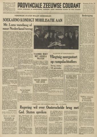 Provinciale Zeeuwse Courant 1961-12-20