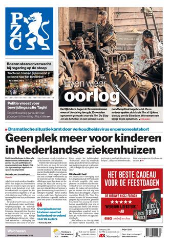 Provinciale Zeeuwse Courant 2019-12-18